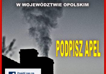 Nie chcemy smogu